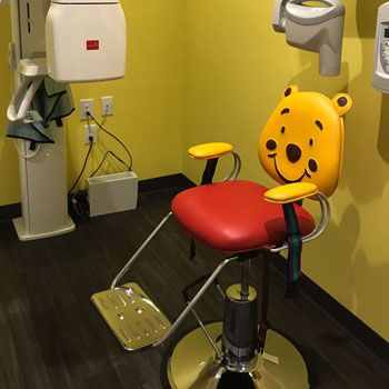 Comfortable Dental Chair For Kids