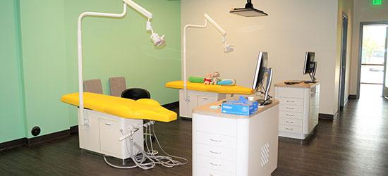 Dental Chairs for Children