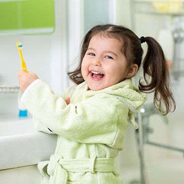 Pediatric Dental Patient in Lynnwood
